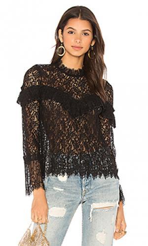 Блузка mariella SAYLOR. Цвет: черный