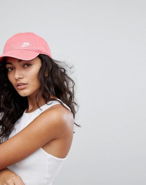 Nike Розовая кепка H86. Цвет: розовый