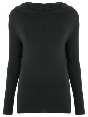 Knit top Uma | Raquel Davidowicz. Цвет: чёрный
