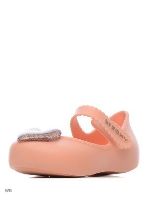 Туфли ZAXY. Цвет: розовый