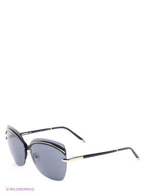 Солнцезащитные очки BLD 1420 103 Baldinini. Цвет: черный