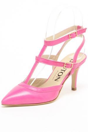 Босоножки Bouton. Цвет: розовый
