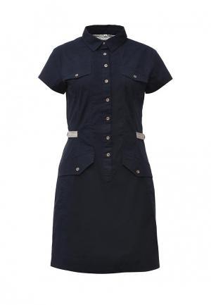 Платье Torstai. Цвет: синий