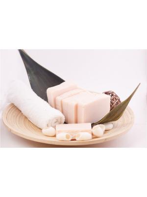 Натуральное мыло - Природная серия Шелк Ши Entourage. Цвет: розовый