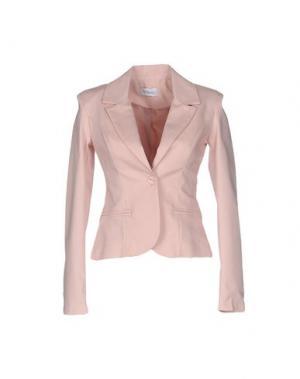 Пиджак LA KORE. Цвет: розовый