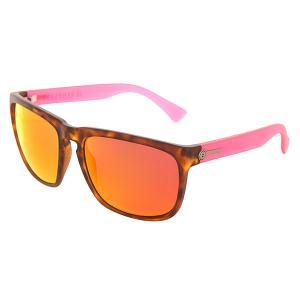 Очки  Knoxville Xl Matcrltrt/Greyfir Electric. Цвет: коричневый,розовый
