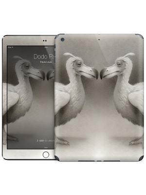 Наклейка на iPad Air Dodo Pair - Travis Louie Gelaskins. Цвет: серый