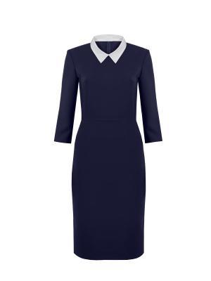 Платье 2в1 со съемным воротником APRELLE