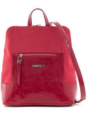 Рюкзак S.LAVIA. Цвет: красный