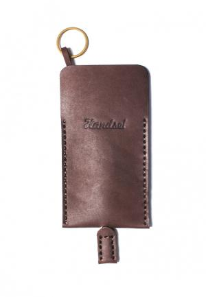 Ключница Handsel. Цвет: коричневый
