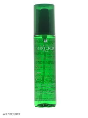 Аква-спрей для волос ультра-фиксация и блеск, 150 мл Rene Furterer. Цвет: прозрачный