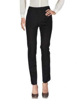 Повседневные брюки METRADAMO. Цвет: баклажанный
