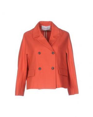 Пиджак JUCCA. Цвет: коралловый