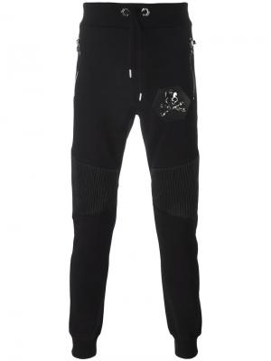 Спортивные штаны Opening Philipp Plein. Цвет: чёрный