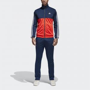 Спортивный костюм Back 2 Basics 3-Stripes  Athletics adidas. Цвет: красный