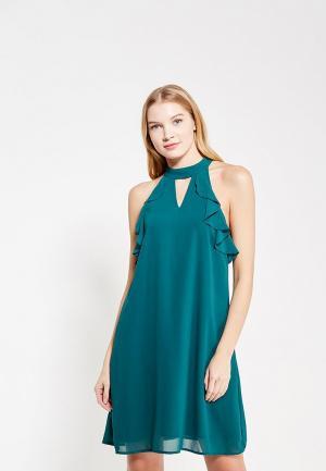 Платье Glamorous. Цвет: зеленый