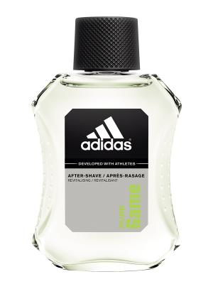 Лосьон после бритья Adidas Pure Game 100 мл. Цвет: прозрачный