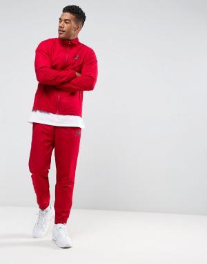 Nike Красный спортивный костюм 861778-608. Цвет: красный