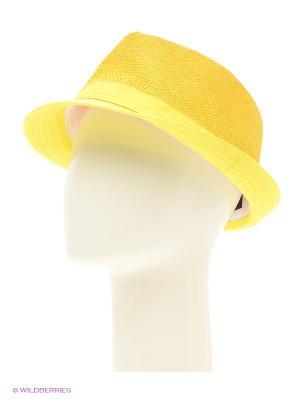 Шляпы Vittorio Richi. Цвет: желтый