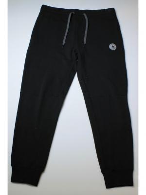 Брюки Knitted Mens pant Converse. Цвет: черный