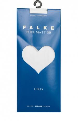 Колготки Pure Matt 30 Falke. Цвет: белый