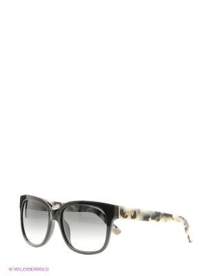 Солнцезащитные очки Juicy Couture. Цвет: черный
