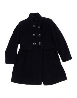 Пальто ARC-EN-CIEL. Цвет: темно-синий