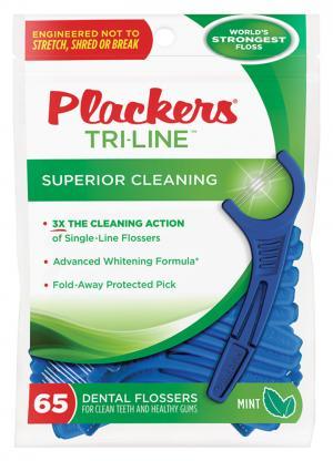 Зубная нить Plackers