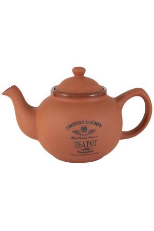 Чайник Умбра, 1 л TERRACOTTA. Цвет: мультиколор