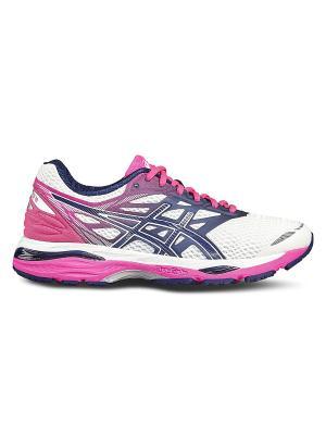 Спортивная обувь GEL-CUMULUS 18 ASICS. Цвет: темно-синий, белый, розовый