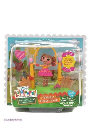 Игрушка кукла Mini Lalaloopsy Веселый спорт. Цвет: зеленый, голубой