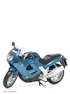 Мотоцикл BMW K1200RS AUTOTIME. Цвет: синий, черный