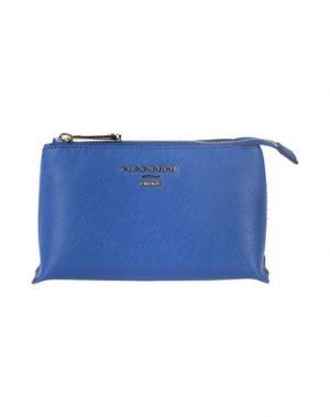 Beauty case NANNINI. Цвет: синий