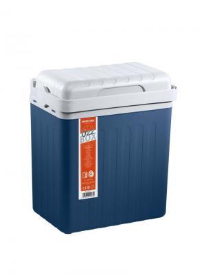 Изотермический контейнер 22U MobiCoo MOBICOOL. Цвет: серо-голубой