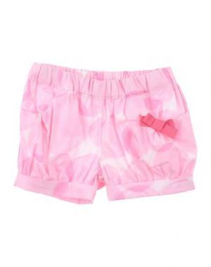 Повседневные шорты SPECIAL DAY. Цвет: розовый
