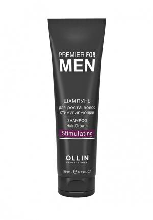 Шампунь для мужчин Ollin. Цвет: разноцветный