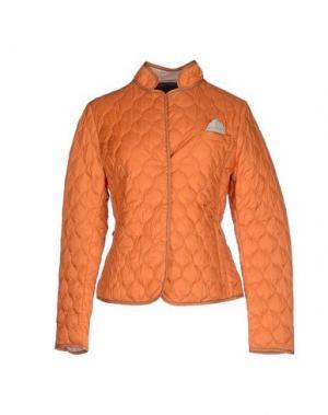 Куртка JAN MAYEN. Цвет: оранжевый
