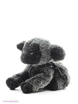 Игрушка мягкая (Amalya Black Lamb, 12,5 см). Gund. Цвет: черный