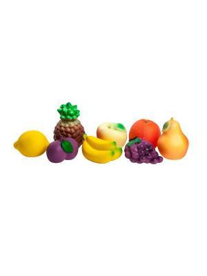 Набор фруктов Огонек. Цвет: оранжевый, желтый