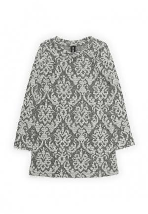 Платье Acoola. Цвет: серый