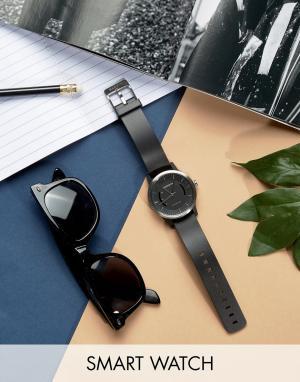 Garmin Черные спортивные смарт-часы Vivomove. Цвет: черный