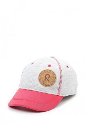 Бейсболка Reima. Цвет: серый