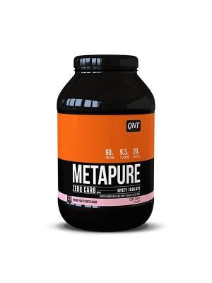 Протеин QNT  Metapure Zero Carb (йогурт-лесные ягоды) 1 кг. Цвет: черный, белый, оранжевый