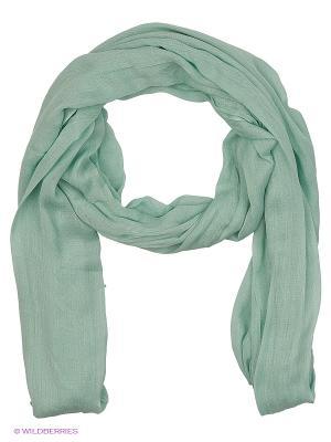 Палантин Stilla s.r.l.. Цвет: зеленый
