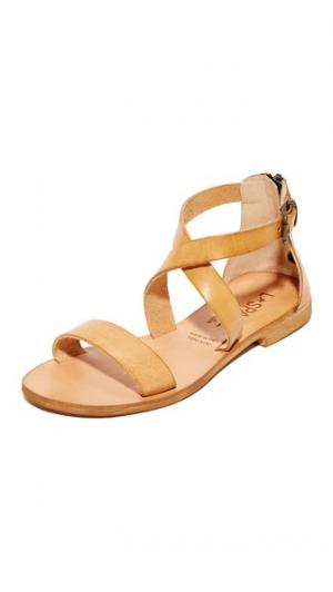L * Space +  Cavilla сандалии Cocobelle. Цвет: коричневый
