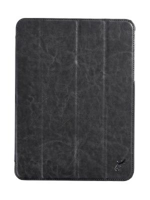Чехол G-case Slim Premium для Samsung Galaxy Tab 4 10.1. Цвет: серый