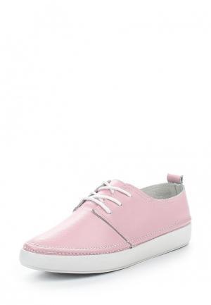 Кеды Destra. Цвет: розовый