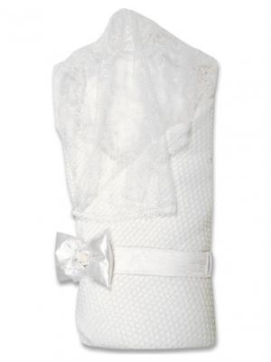 Конверт-одеяло Жемчужинка Сонный гномик. Цвет: белый