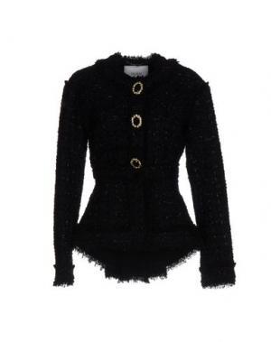Пиджак ERDEM. Цвет: черный