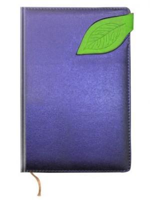 Ежедневник недатированный, A5, Granada, фиолетовый, 288 страниц Maestro de Tiempo. Цвет: фиолетовый